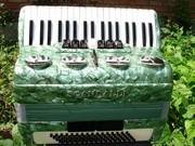 аккордеон scandalli - made in italy