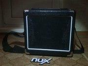 Продам комбик NUX mighty 8