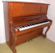 Немецкое пианино Lummer с потрясающим звуком!