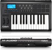 M-Audio Axiom 25 Mark II - как НОВАЯ!