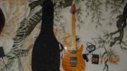 Электронная гитара!!!!