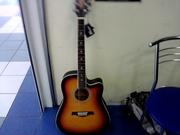 Продаю акустическую гитару CRUSADER CF4001.Корпус вестерн