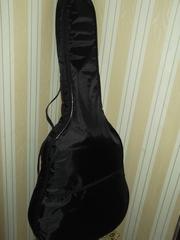 Чехол утепленный для классической  и акустической гитары