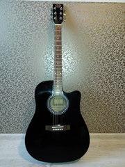Гитара J&D AG-6C BK