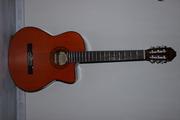 Классическая гитара Washburn C5CE