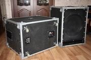 Низкочастотная акустика Fender,  Усилитель Mackie 1400I